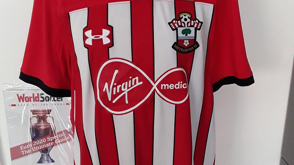Southampton FC Home Shirt XL