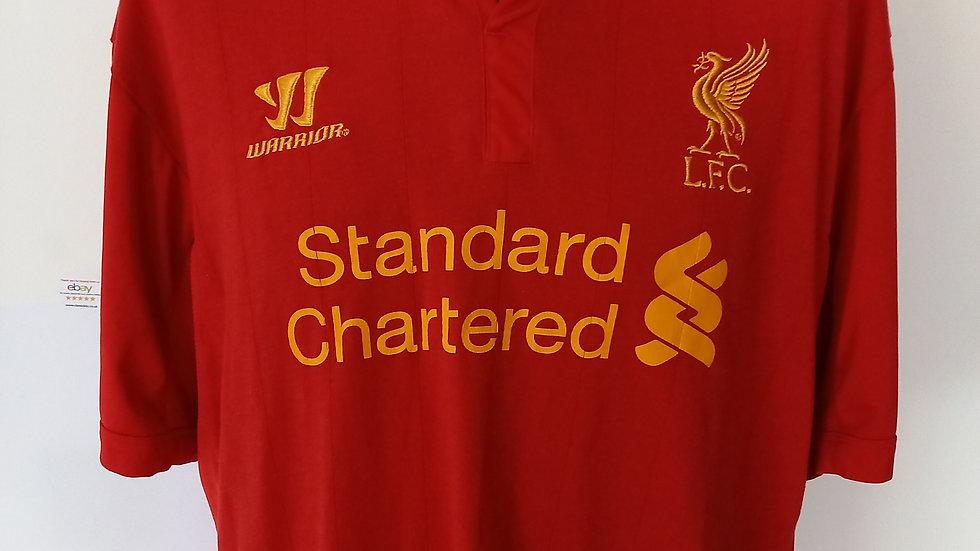 Liverpool Home Shirt XXL