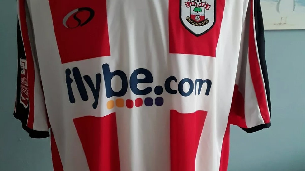 Player issue Southampton FC Shirt
