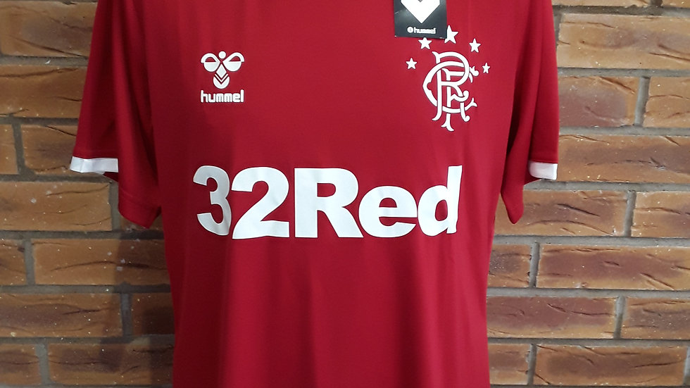 Rangers Third Shirt Medium Mens