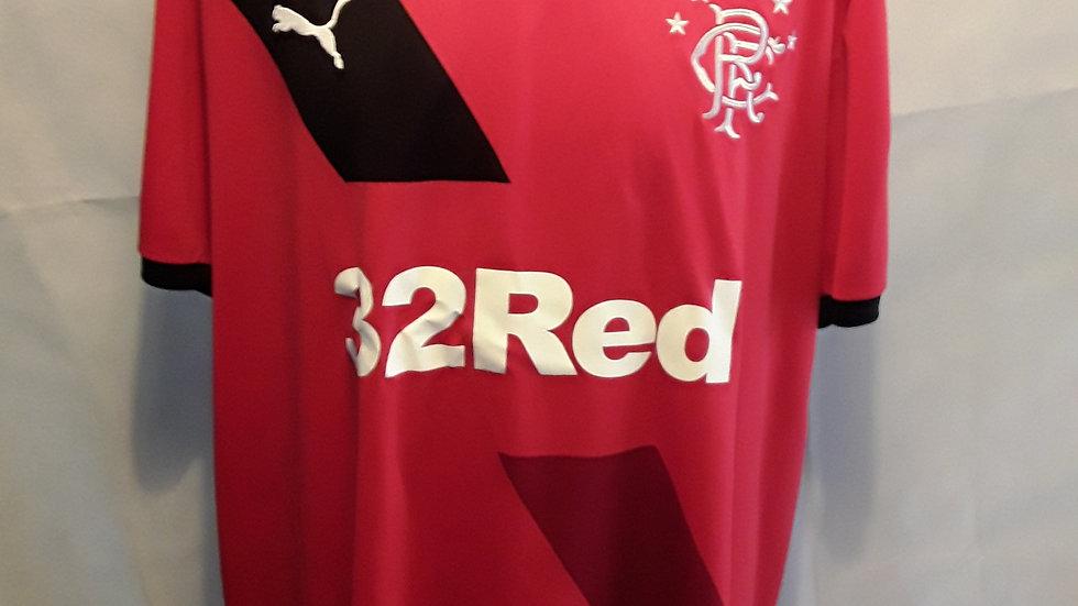 Rangers FC Away Shirt XXXL