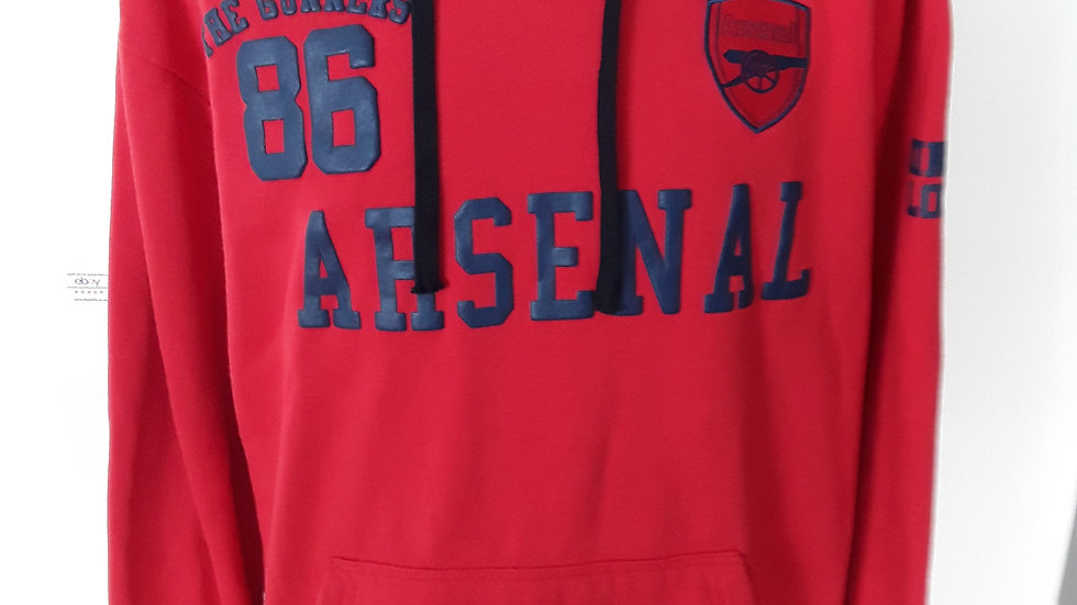 Arsenal FC Sweatshirt/hoodie. L