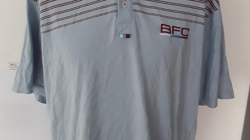 Burnley FC polo shirt. 2XL