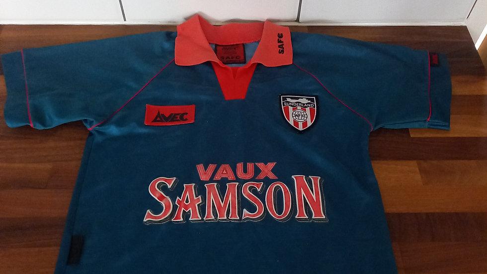 Original Sunderland FC Away Shirt 1994.