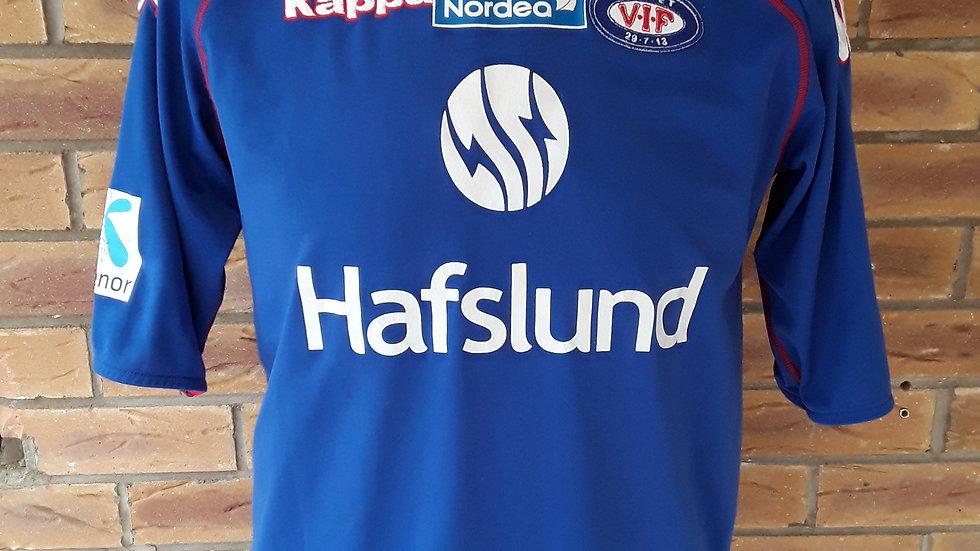 Match worn Valerenga Shirt M
