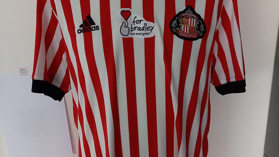 Sunderland AFC Home Shirt Charity