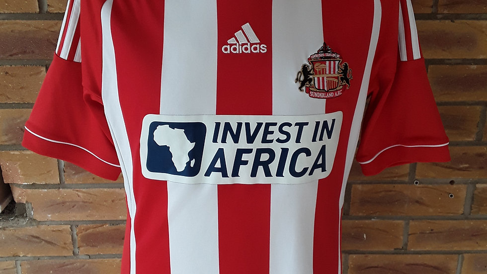 Sunderland FC Shirt Small Mens
