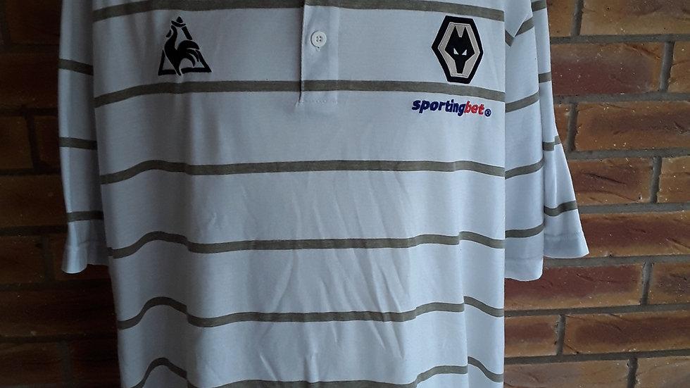 Wolverhampton Wanderers polo shirt