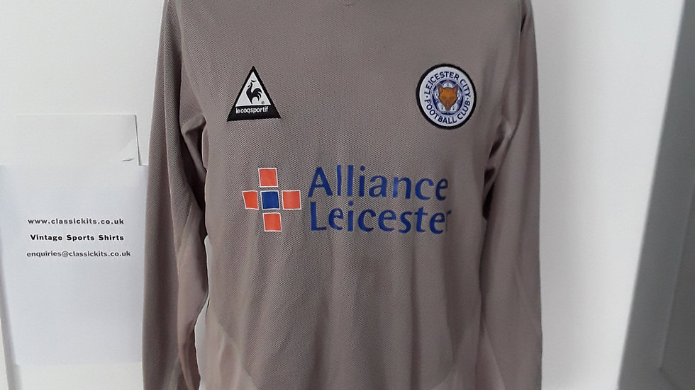 Leicester City 3rd Kit 2004. S