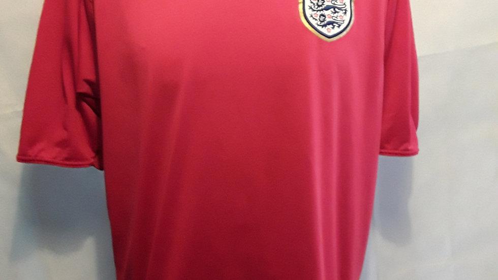 England Away Shirt Large
