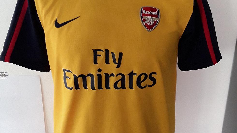 Arsenal FC Away Shirt.