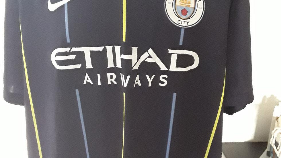 Manchester City Away Shirt 2018/19