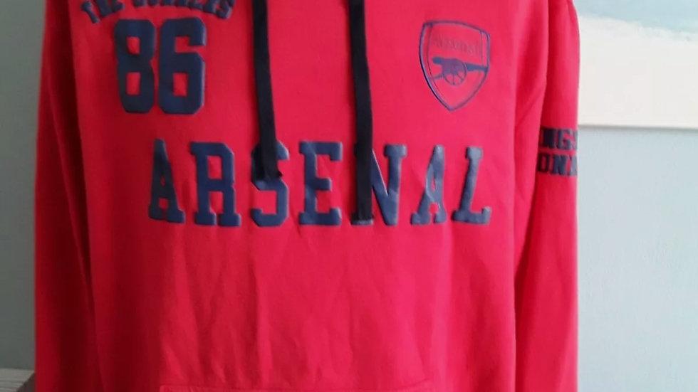 Arsenal Sweatshirt. Large Mens.