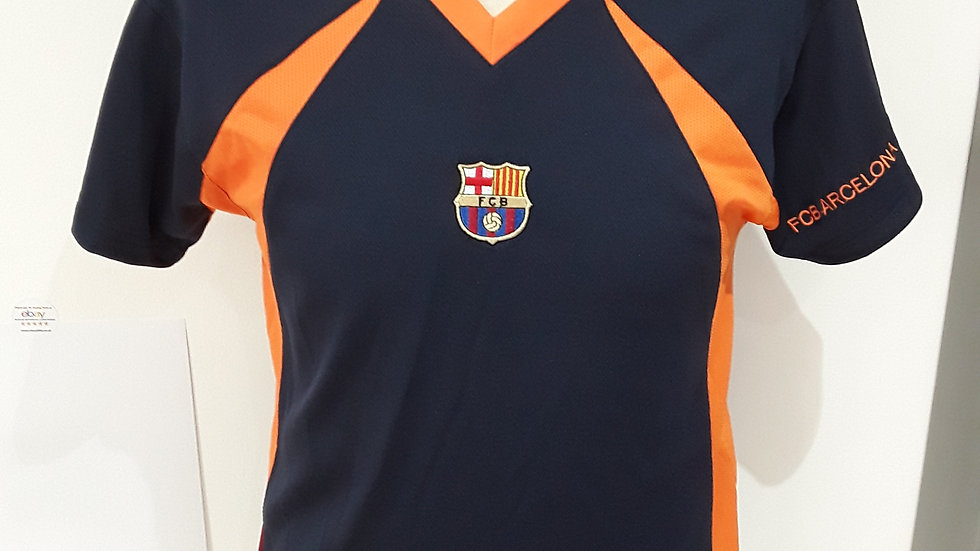 Vintage Barcelona Official product training shirt. S