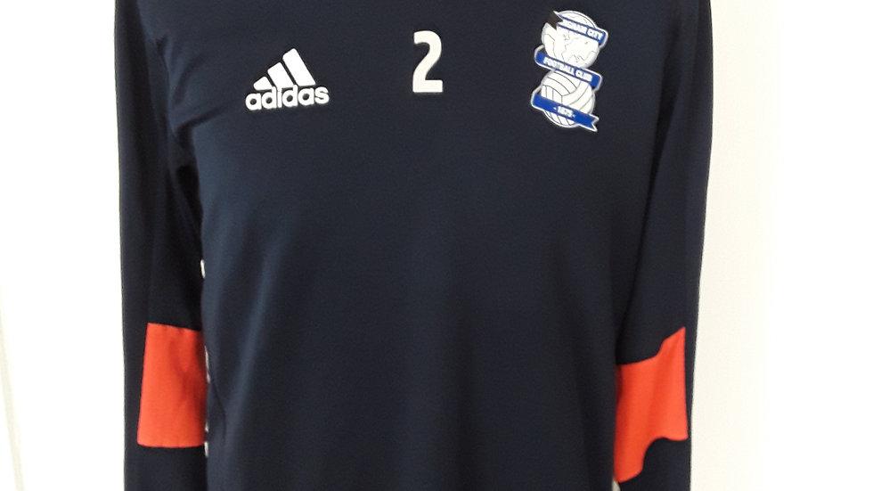 Player Issue Birmingham City Sweatshirt. M