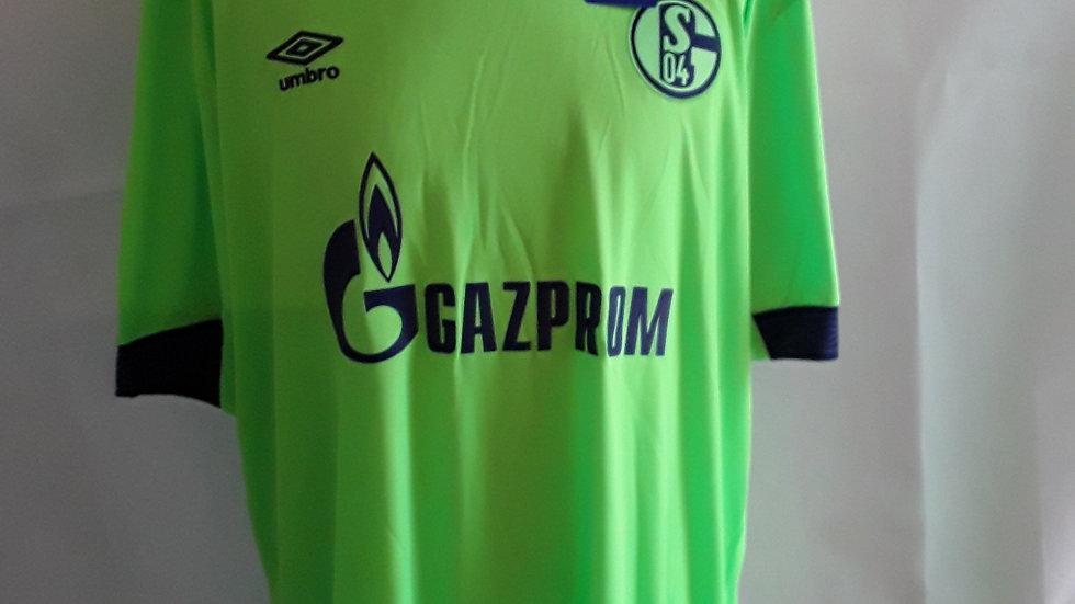 Schalke 04 Away Shirt XXL