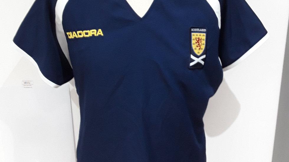 Ladies Scotland Shirt. 14