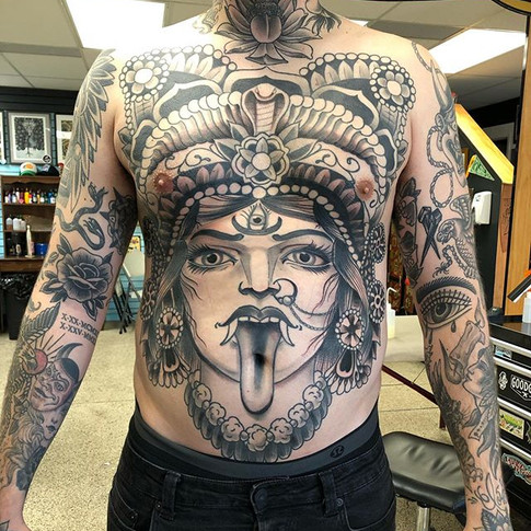Kali Tattoo