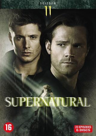 Persbericht: Supernatural - Seizoen 11