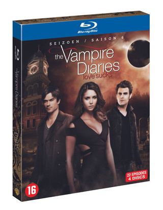 Persbericht: The Vampire Diaries - Seizoen 6