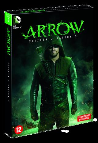 Persbericht: Arrow - Seizoen 3