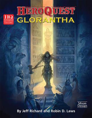 Rollenspelbespreking: HeroQuest Glorantha