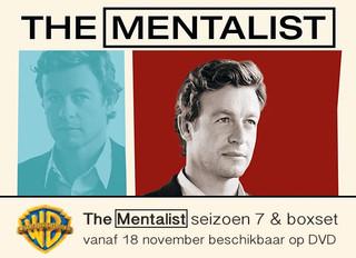Persbericht: The Mentalist - Seizoen 7 & Boxset