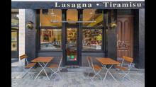 Restaurantbespreking: Brussel - Lasagna Tiramisù