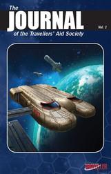 Rollenspelmagazinerecensie: Traveller - The Journal of the Travellers' Aid Society - Vol. 1