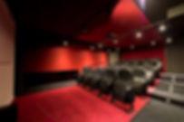 Badass Intensive cinemazaal in Brussel