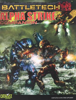 Recensie: Alpha Strike Companion
