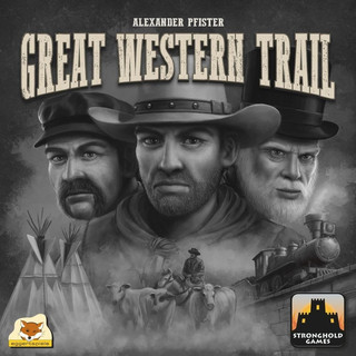Bordspelbespreking: Great Western Trail