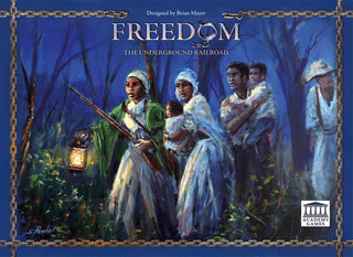Bordspelbespreking: Freedom: The Underground Railroad