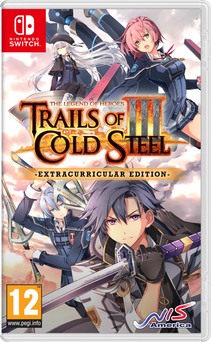 Gamebespreking: The Legend of Heroes - Trails of Cold Steel III