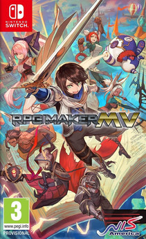 Gamerecensie - Nintendo Switch - RPG Maker MV