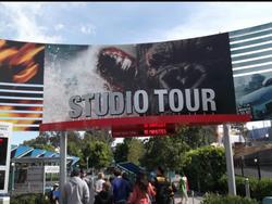 Workshop L.A._Universal Studio Tour