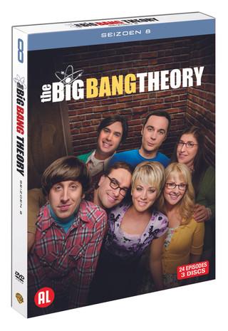 Persbericht: The Big Bang Theory - Seizoen 8 & Boxset