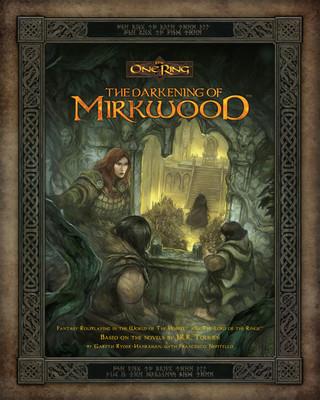 Rollenspelbespreking: The One Ring - The Darkening of Mirkwood