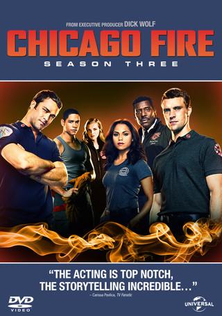 Persbericht: Chicago Fire - Seizoen 3 & Boxset 1-3