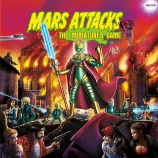 Wargamebespreking: Mars Attacks - The Miniatures Game