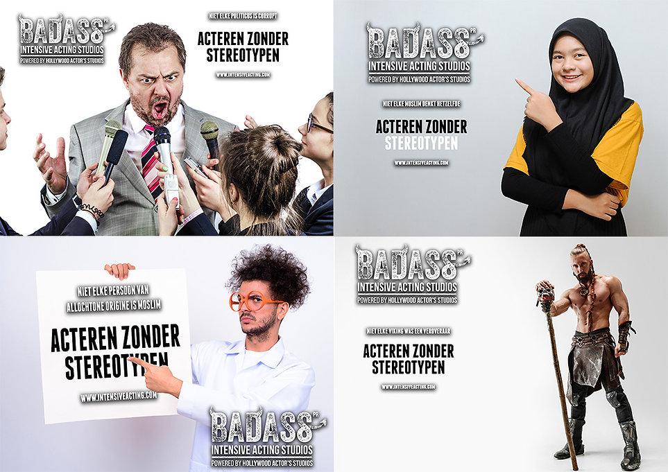 Badass Intensive Acting Studios_Acteren