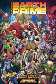 Rollenspelsupplementbespreking - Mutants & Masterminds: Atlas of Earth-Prime