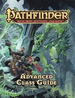 Rollenspelbespreking: Pathfinder Roleplaying Game - Advanced Class Guide