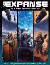 Rollenspelbespreking: The Expanse