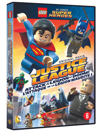 Persbericht: Lego DC Super Heroes - Justice League - Attack of the Legion of Doom