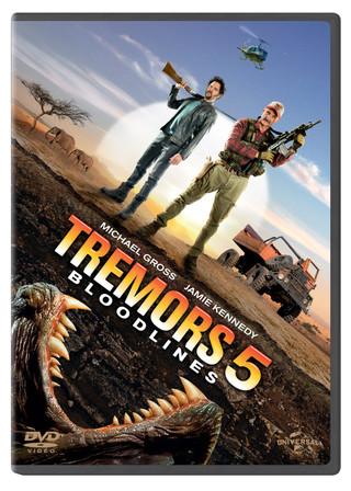 Persbericht: Tremors 5 - Bloodlines