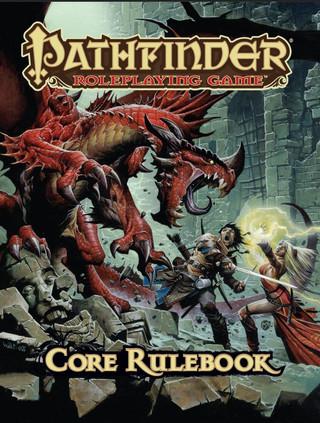 Rollenspelbespreking: Pathfinder - Core Rulebook