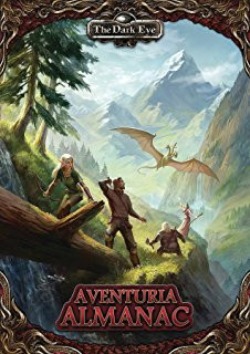 Rollenspelsupplementbespreking: The Dark Eye - Fifth Edition - Aventuria Almanac