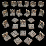 Rollenspelaccessoirebespreking—Dwarven Forge: Basic Cavern Set