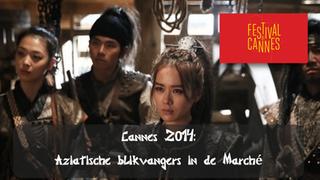 Cannes 2014: Aziatische Blikvangers in de Marché